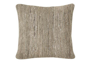 Avari Tan/Taupe Pillow