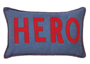 Amarion Blue/Red Pillow,Signature Design by Ashley