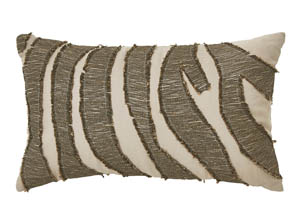Akari Brown/Cream Pillow,Signature Design by Ashley