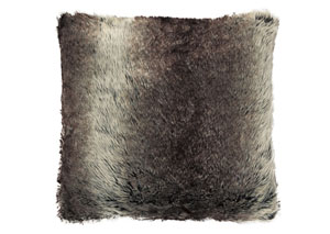VanLander Charcoal Pillow,Signature Design by Ashley