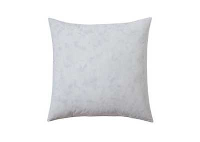 Feather fill - White Medium Pillow Insert (4/CS)