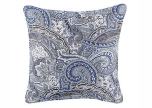 Therese Blue Pillow,Signature Design by Ashley