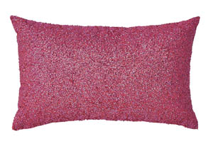 Arabelle Fuchsia Pillow