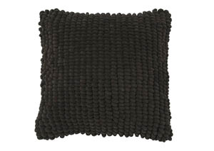 Lukas Black Pillow