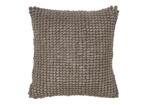 Lukas Taupe Pillow