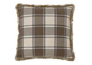 Smythe Brown Pillow