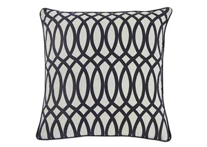 Gate Black Pillow,Signature Design by Ashley