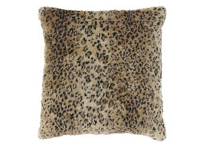 Rolle Brown Pillow