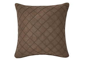 Damia Brown Pillow,Signature Design by Ashley