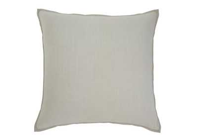 Solid Ecru Pillow Cover,Signature Design by Ashley