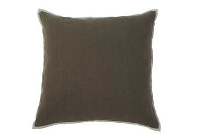 Solid Gray Pillow Cover,Signature Design by Ashley