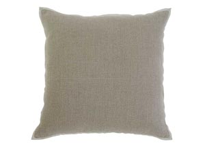 Solid Khaki Pillow Cover