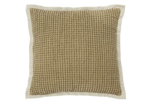 Wrexyville Gold Pillow