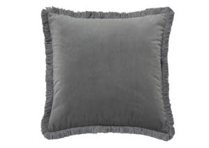 D'Artagnan Gray Pillow