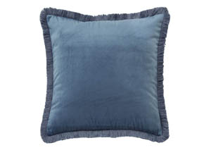 D'Artagnan Blue Pillow