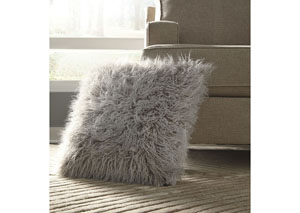 Giancario Gray Pillow (4/CS)