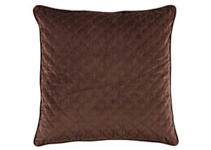 Piercetown Brown Pillow