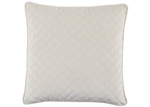 Piercetown Ivory Pillow