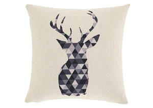 Prineville Natural/Charcoal Pillow