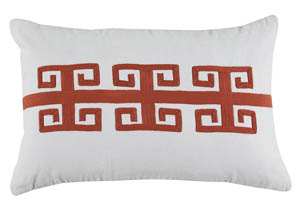 Amadeo Coral Pillow