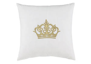 Willowcourt White Pillow