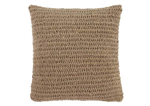 Tryton Natural Pillow Cover
