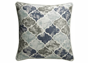 Tiffney Blue/Gray Pillow