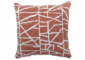 Granville Burnt Orange Pillow