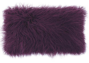 Roxanne Plum Pillow