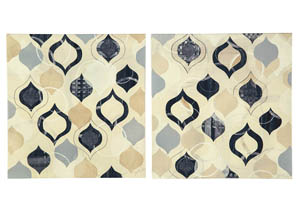 Beacher Multi Wall Art Set,Signature Design By Ashley