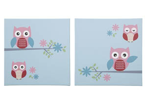 Edith Multi Wall Art Set (Set of 2)