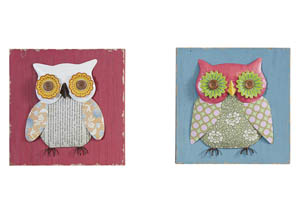Ody Multi Wall Decor Set (Set of 2)