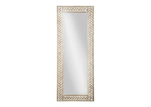 Nash Natural Accent Mirror