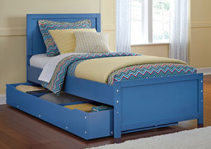 Bronilly Twin Trundle Bed
