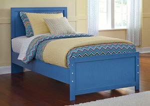 Bronilly Twin Panel Bed