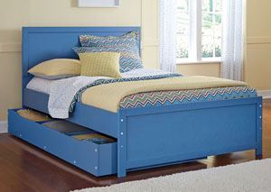 Bronilly Full Trundle Bed