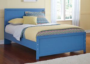 Bronilly Full Panel Bed