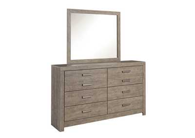 Culverbach Gray Bedroom Mirror