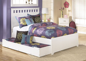 Lulu Twin Panel Storage Bed,Signature Design By Ashley