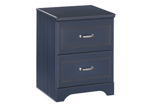 Leo Nightstand,Signature Design By Ashley