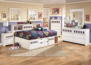 Zayley Full Bookcase Bed,Signature Design By Ashley
