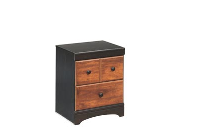 Aimwell Two-Drawer Night Stand
