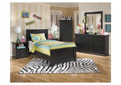 Maribel Twin Panel Bed,Signature Design By Ashley