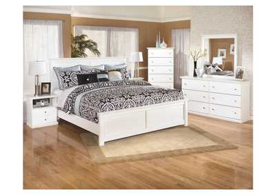 Bostwick Shoals King Panel Bed,Signature Design By Ashley