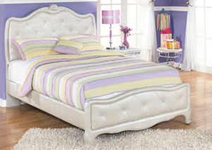 Zarollina Full Upholstered Bed