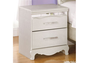 Zarollina Nightstand,Signature Design by Ashley
