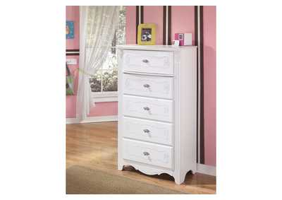 Exquisite Five Drawer Chest,Signature Design by Ashley