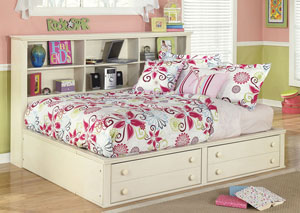 Cottage Retreat Full Bookcase Bed,Signature Design by Ashley