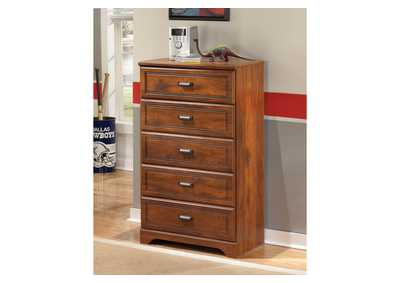 Barchan Five Drawer Chest,Signature Design by Ashley