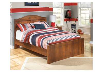 Barchan Full Panel Bed